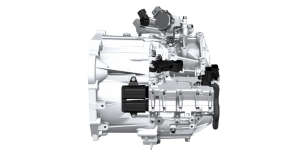 Seven-speed dual clutch transmission photo