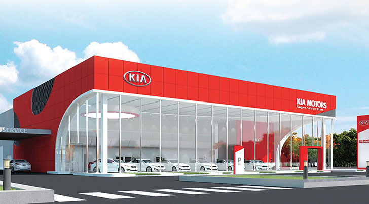 Finding Kia Service Center Locations