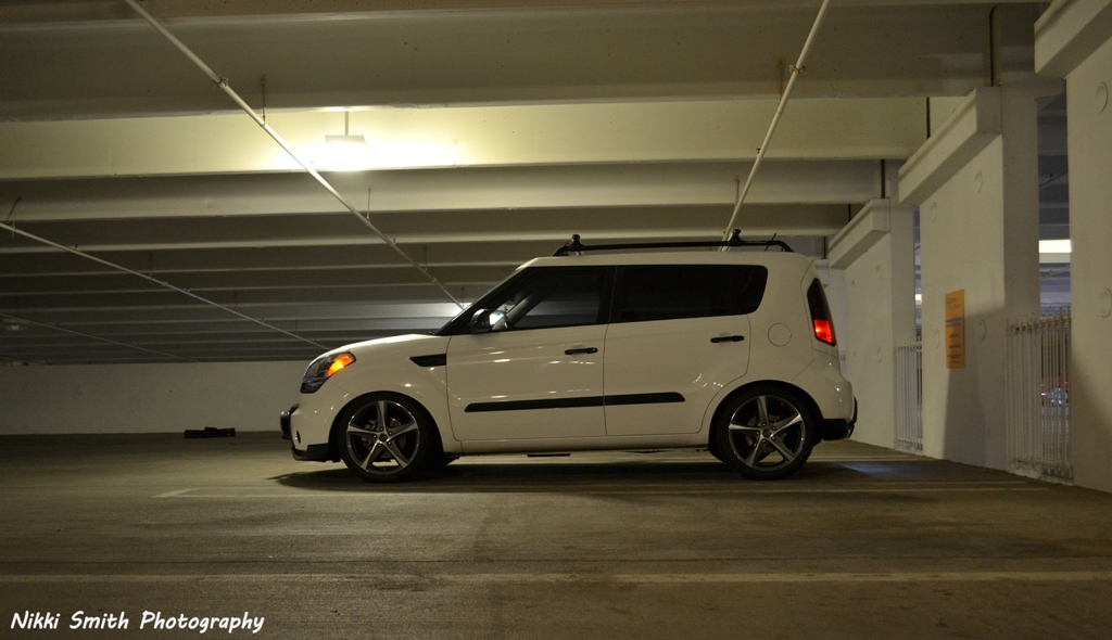 Nikki S Kia Soul S Called Little Devil Cool Photos Kia