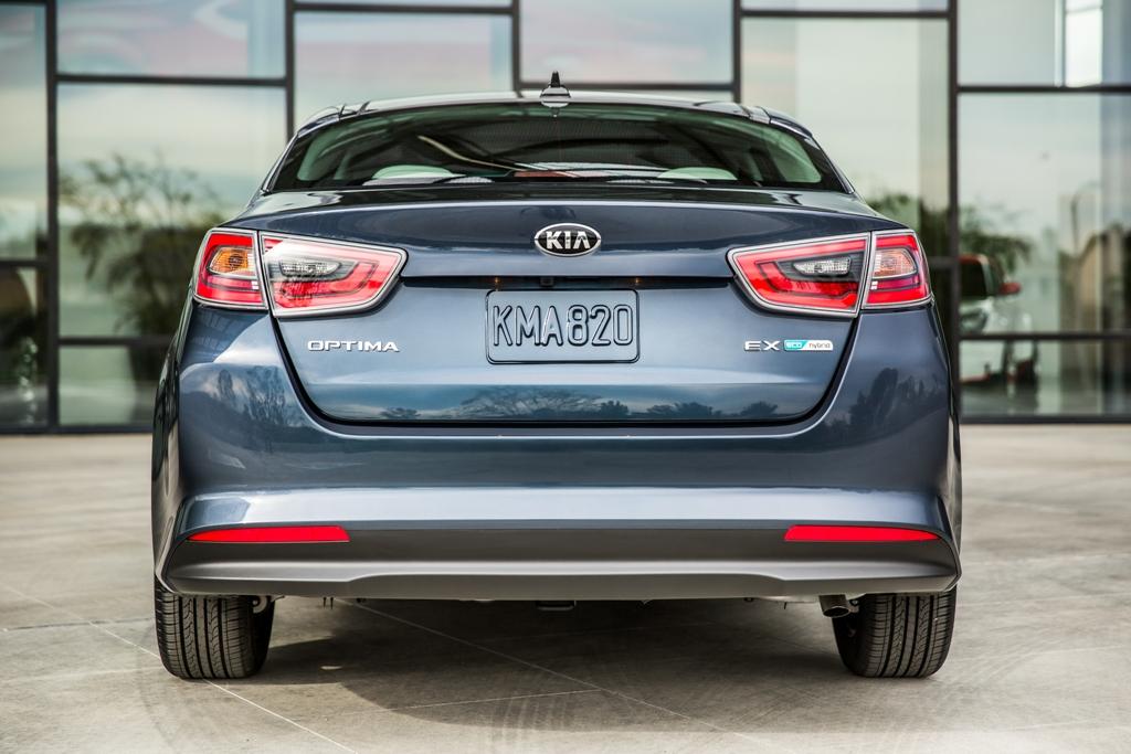 New Kia Hybrid 2014 Optima Design Changes Kia News Blog