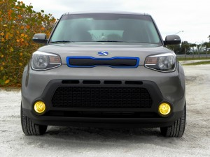 Kia Soul With Blue Signature Grille