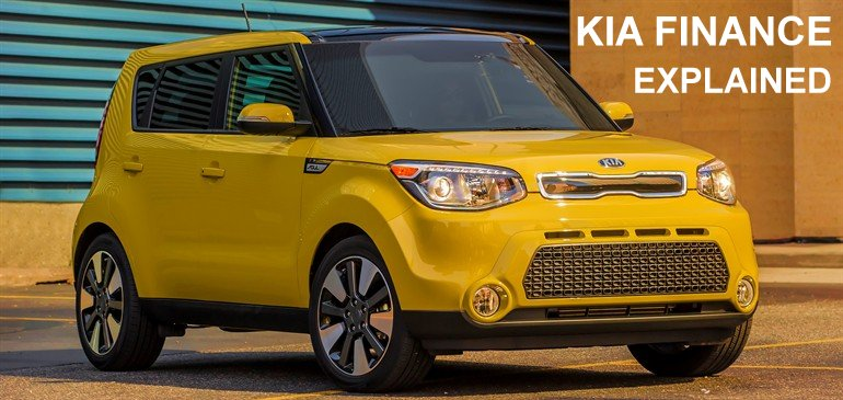 Kia Motors Financing Options Explained Kia News Blog