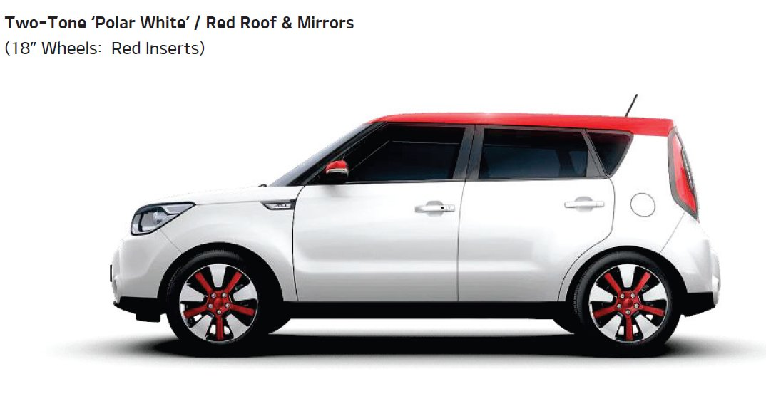 Kia Canada To Launch Soul Two-Tone Special Edition Model ...