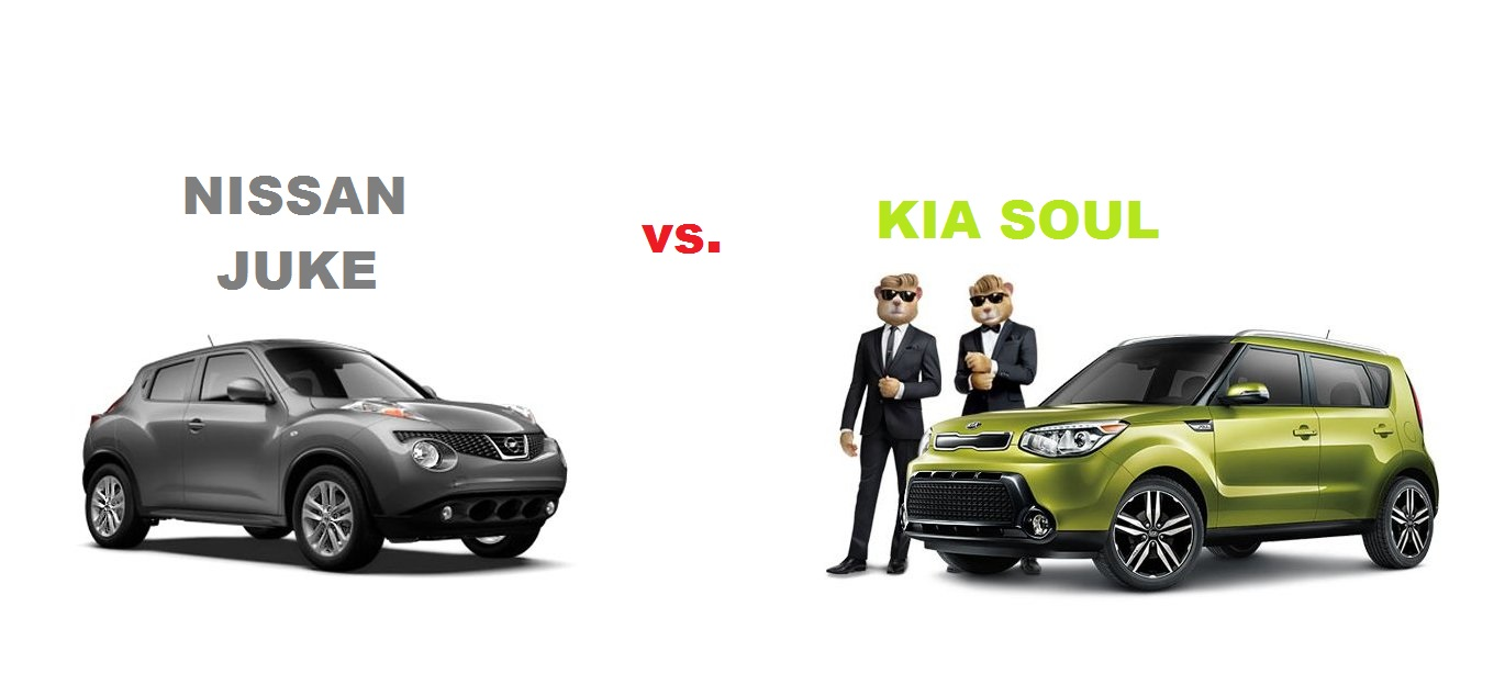 2015 Nissan Juke Compared To Kia Soul - Best Small ...