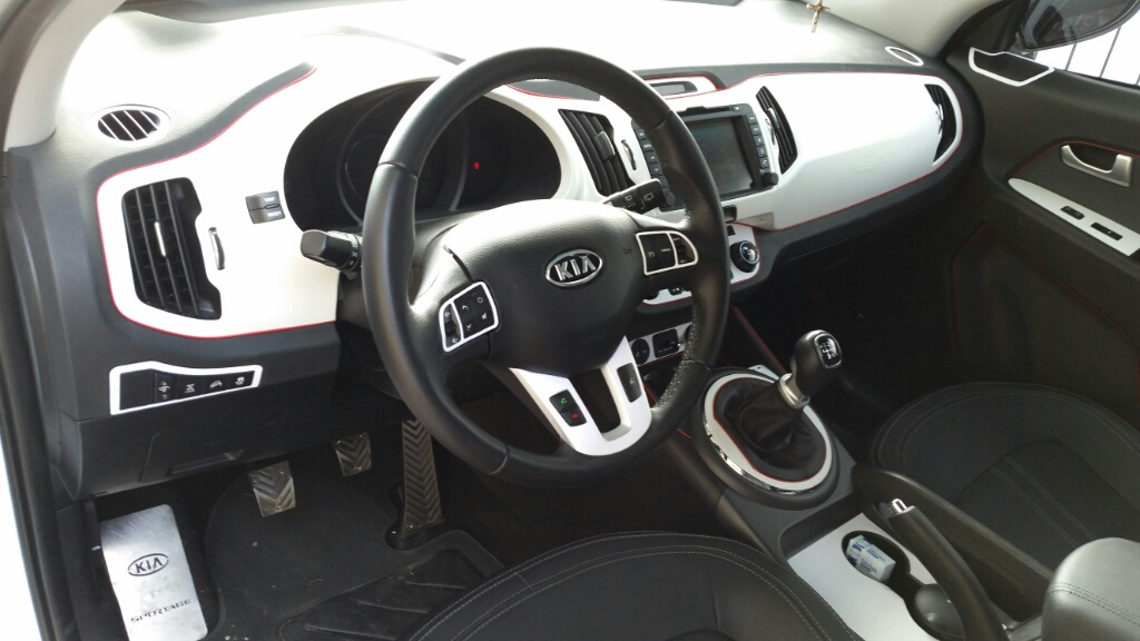 Out Kia Sportage Featuring A Wide Number Of Accessories + Photos | Kia