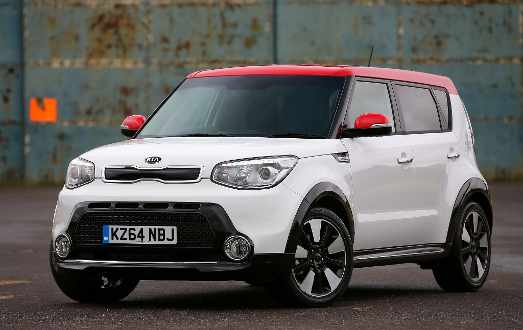 new car releases in ukKia Launches Soul MIXX and MAXX Special Edition Models In UK  Kia