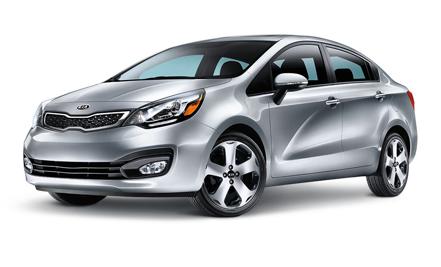 kia rio sedan 2015 changes lx ex sx model pricing. Black Bedroom Furniture Sets. Home Design Ideas