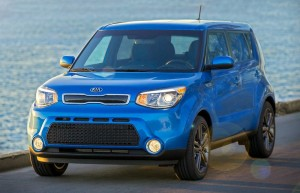 2015 Soul Blue Special Edition