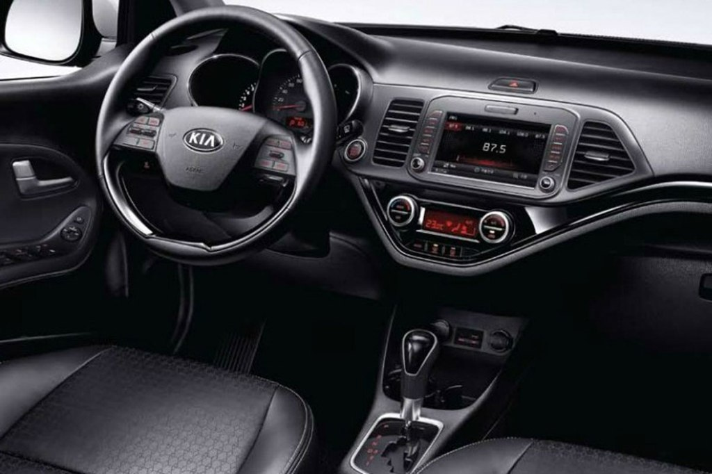 Official Images Of The 2015 Kia Morning 1 0l Turbo Kia News Blog