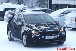 new cee'd spied testing