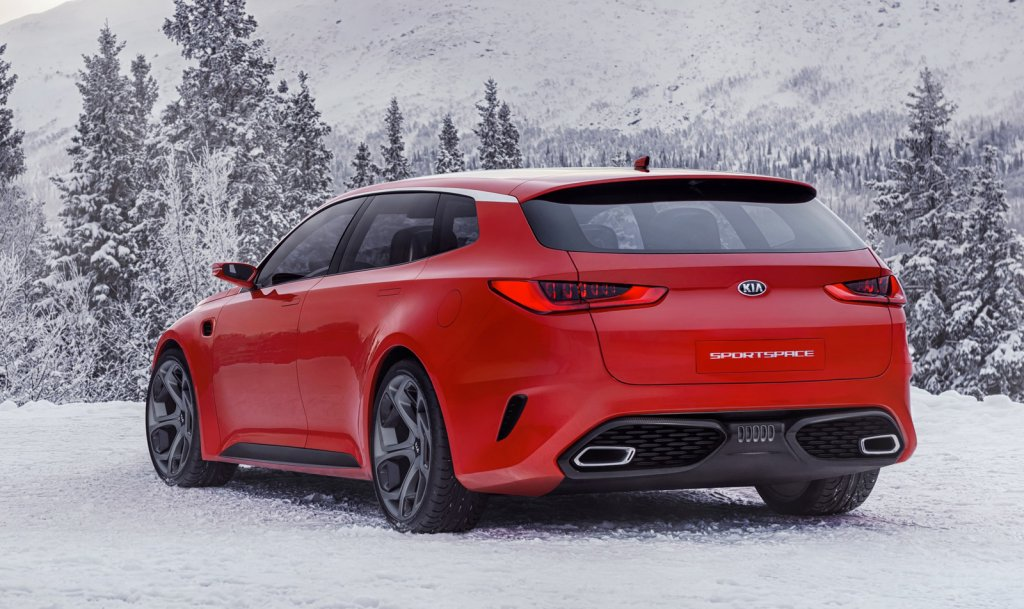 2016 Kia Optima Wagon Very Likely Sporte Concept Car