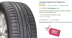 Best Places To Buy Tires
