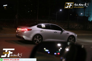 Optima Spy Shots