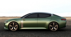 Hot-Looking Novo Concept Car