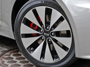Kia Optima Rims
