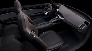 Sleek Kia Interior Design