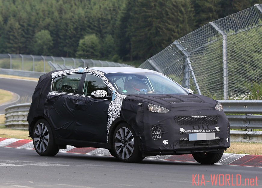 2018 Kia Sportage Changes Release Date Kia News Blog