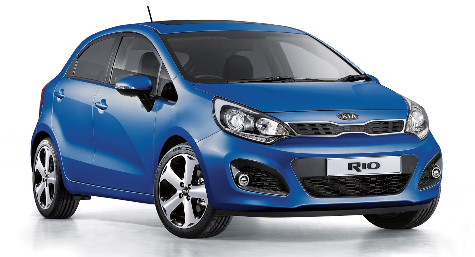 Kia Rio Blue Colors Called Sapphire And Electronic Blue Kia News Blog
