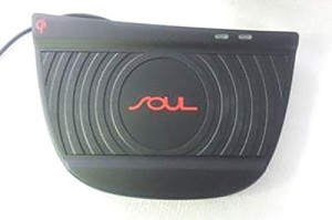 Wireless phone charger for Kia Soul