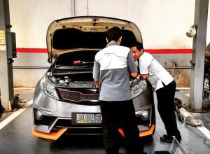 Sportage-mechanic