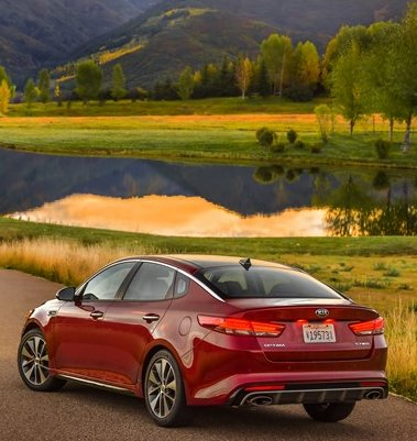 Kia Optima Price 2016