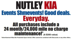 Deals at Nutley Kia, NY