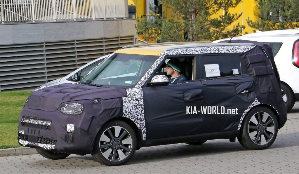 2017 Kia Soul Release Date Turbo Engine Colors Price