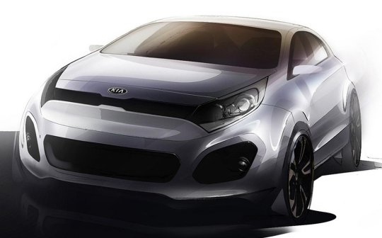 Next Gen Kia Rio To Be Launched As A Gt Model Kia News Blog