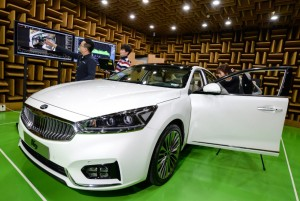 This is the new Kia K7