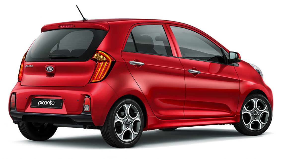 kia picanto goes on sale in australia 2016 pricing specs kia news blog. Black Bedroom Furniture Sets. Home Design Ideas