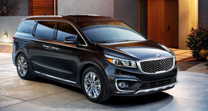 Kia Sedona Sales Figures USA