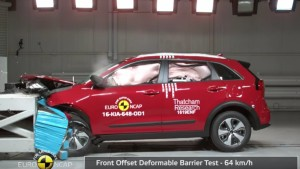 Kia Niro Crash Test