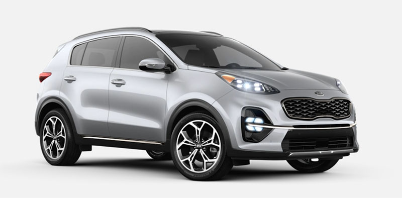 Is There A Silver Kia Sportage Available In 2022?