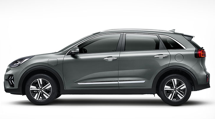 What is the ground clearance of Kia Niro?