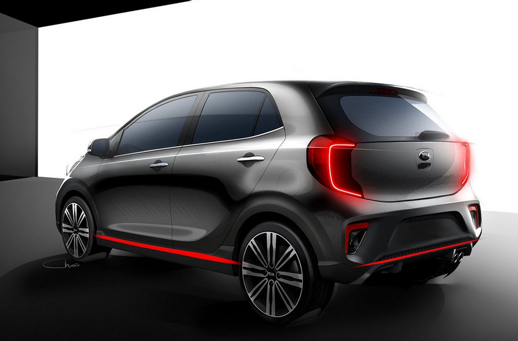 2018 kia picanto. beautiful 2018 2018 kia picanto gt line intended kia picanto world