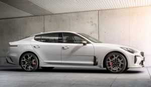 2018 kia stinger. wonderful stinger 2018 kia stinger gt released in kia stinger e