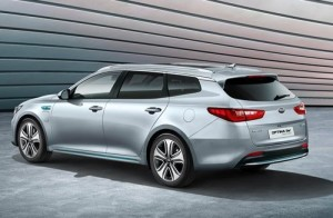 Kia Optima Wagon PHEV