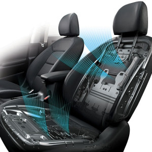 kia vehicles with ventilated front seats kia news blog. Black Bedroom Furniture Sets. Home Design Ideas