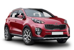New Kia Sportage Size & Dimension
