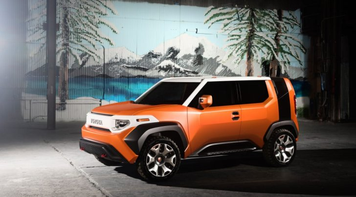 Toyota FT-4X coming to production?