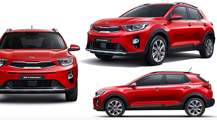 Kia Stonic Goes On Sale In Korea This July