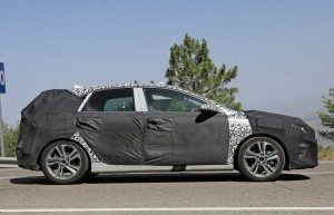Spy Photos: Kia Motors