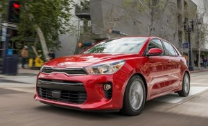 Price Of New Kia Rio 2018 MY