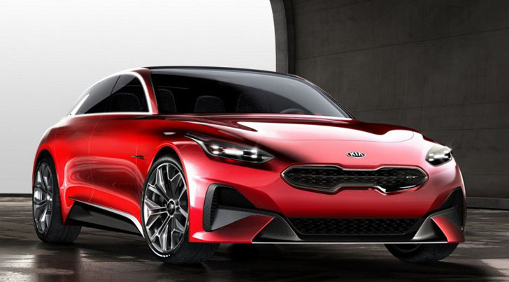 Kia Proceed concept in 2017