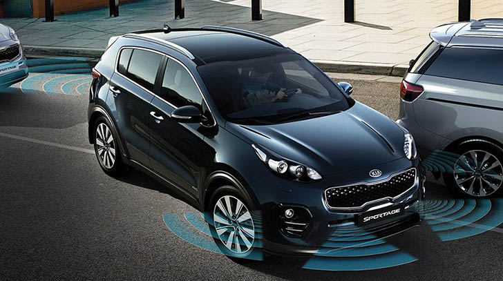 Facts to know about the New Kia Sportage SUV