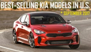 TopSelling Kia Models In September 2017  Kia News Blog