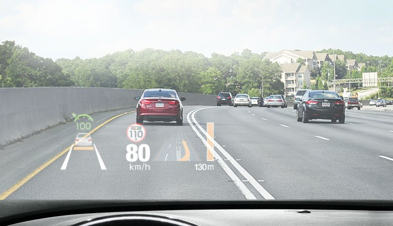 Kia Stinger Comes With Head Up Display (Q&A)