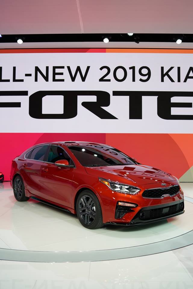 2019 Kia Forte Has Arrived Dimensions Engine Specs Kia News Blog