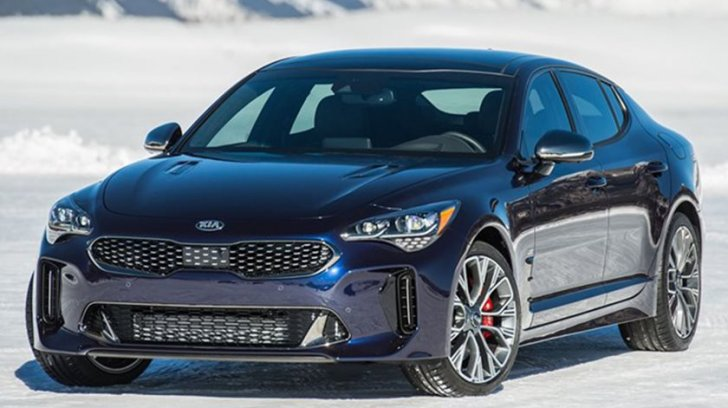 Kia Stinger Atlantica Limited To Be Launched In U.S.