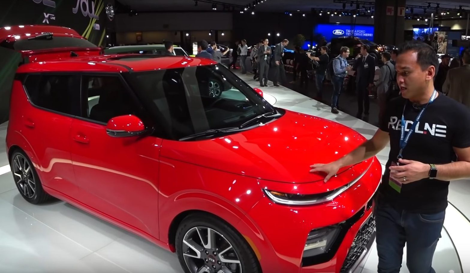 Top 5 Kia Soul Video Previews From L.A. Auto Show